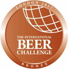 Double Bie - Bronze Award - International Beer challenge